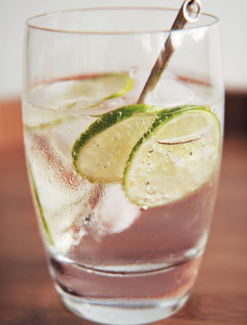 Ginger gin and tonic recipe