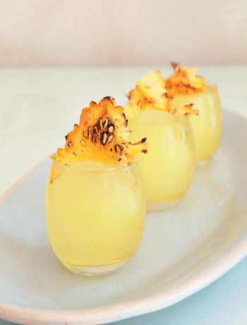 Pineapple shooters recipe