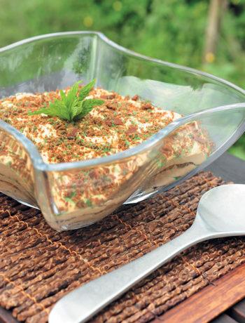 Peppermint Crisp fridge tart recipe