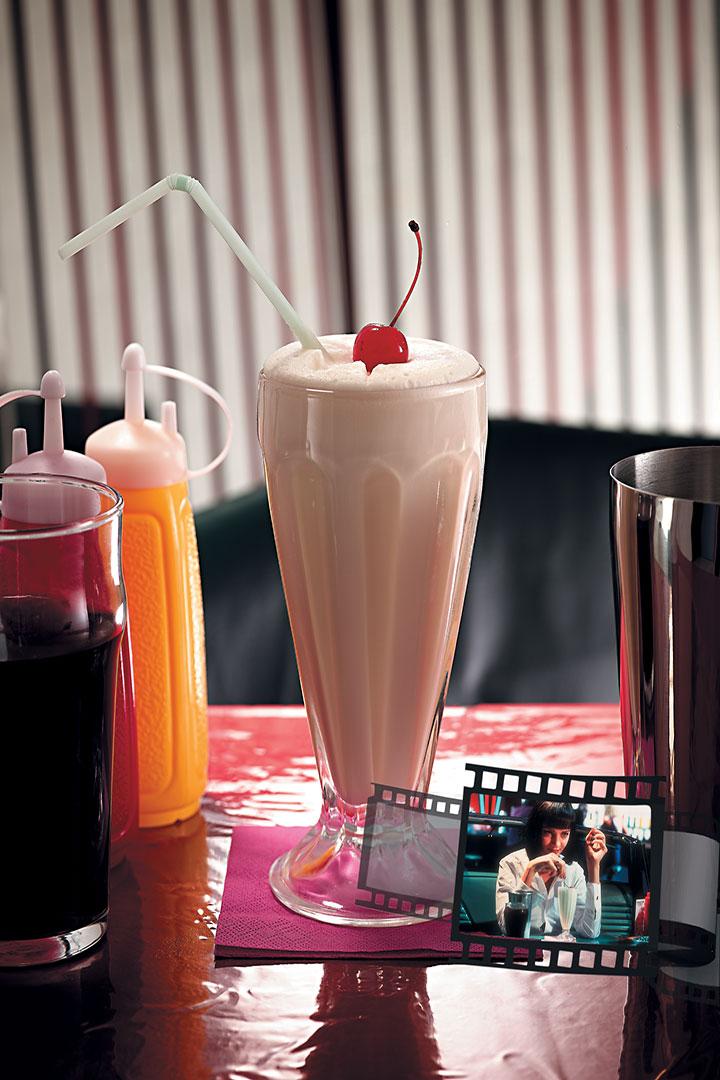 The five-dollar vanilla milkshake recipe