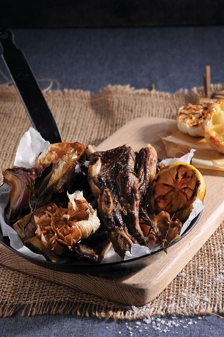 Braised beef short ribs recipe