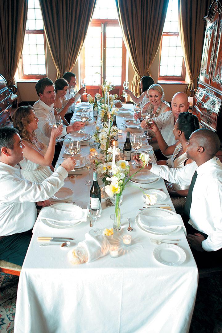 Razvan Macici's Romanian feast