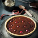 Two chocolate tarts that will make you look twice