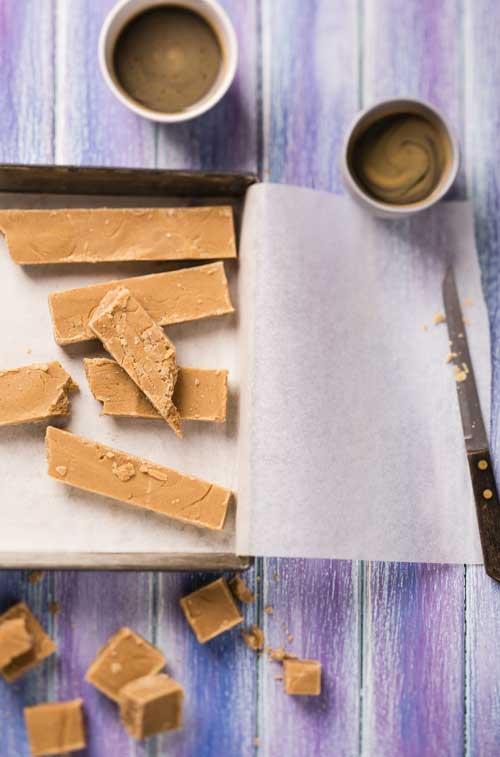 milk tart fudge recipe food and home