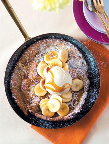 puffed pancakes