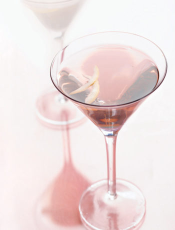 Pink gin recipe
