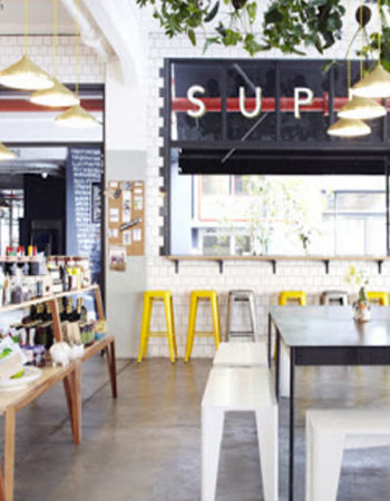 Cape Town: Superette eatery