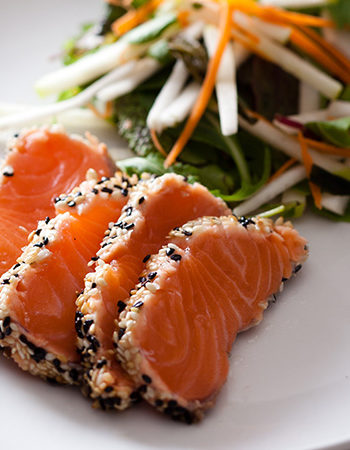 Franschhoek: The Salmon Bar