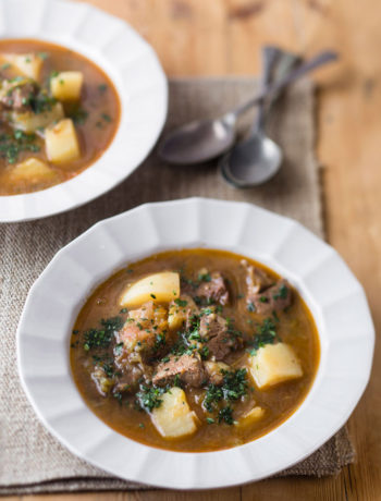 Judith's Goulash Soup recipe
