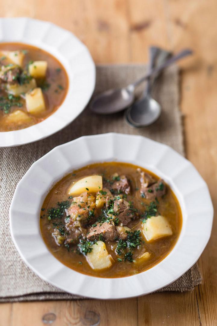 Judith's Goulash Soup recipe