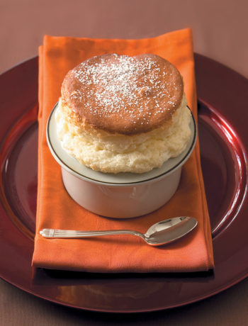 Grand Marnier soufflé recipe