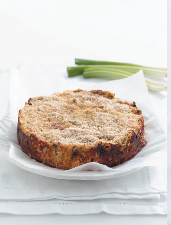 Leek, onion and ricotta tart recipe