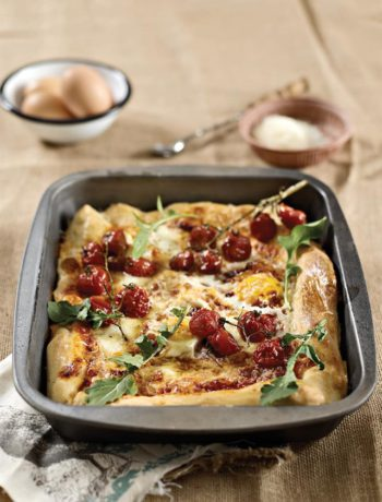 egg-tastic recipes / Breakfast and brunch / Pizzas / Recipes