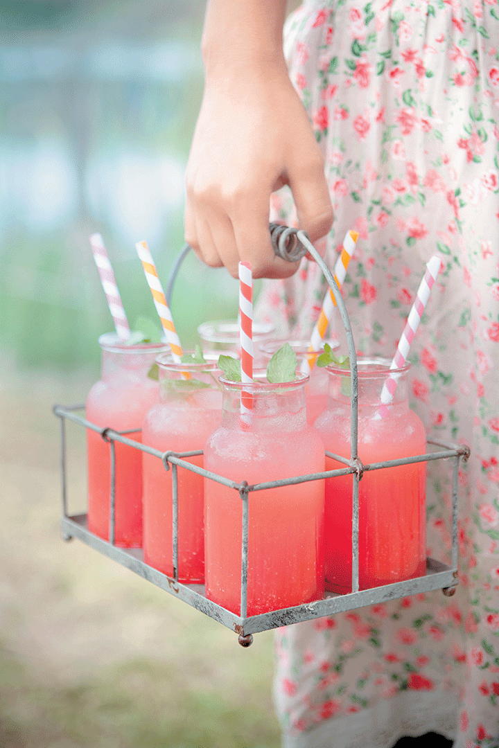 Watermelon and cranberry cooler | Food & Home Entertaining
