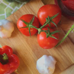Make your own tomato puree – 3 simple steps