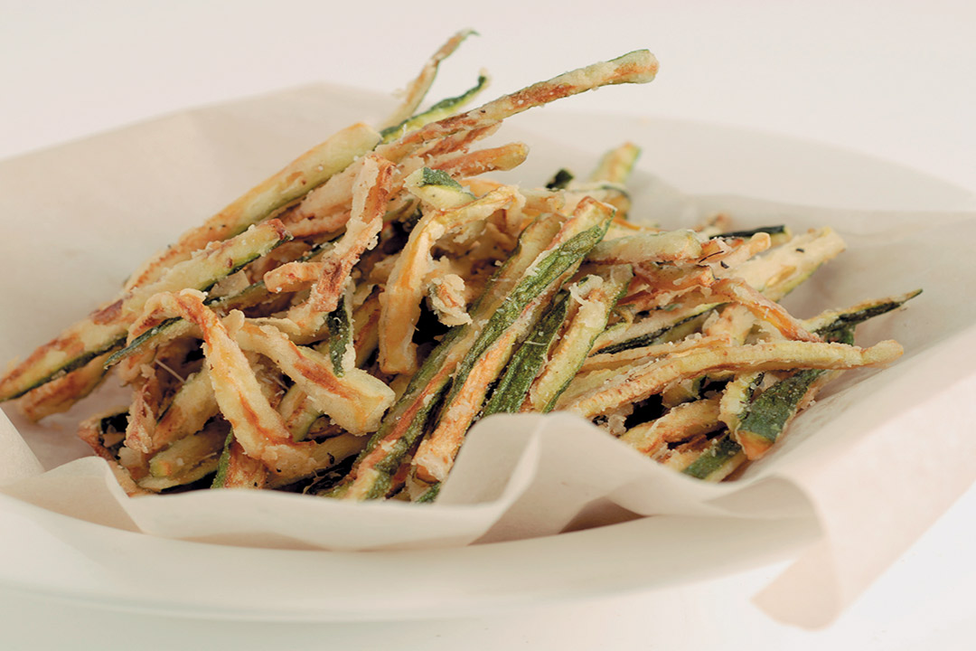 Baby Marrow Chips Food Amp Home Entertaining