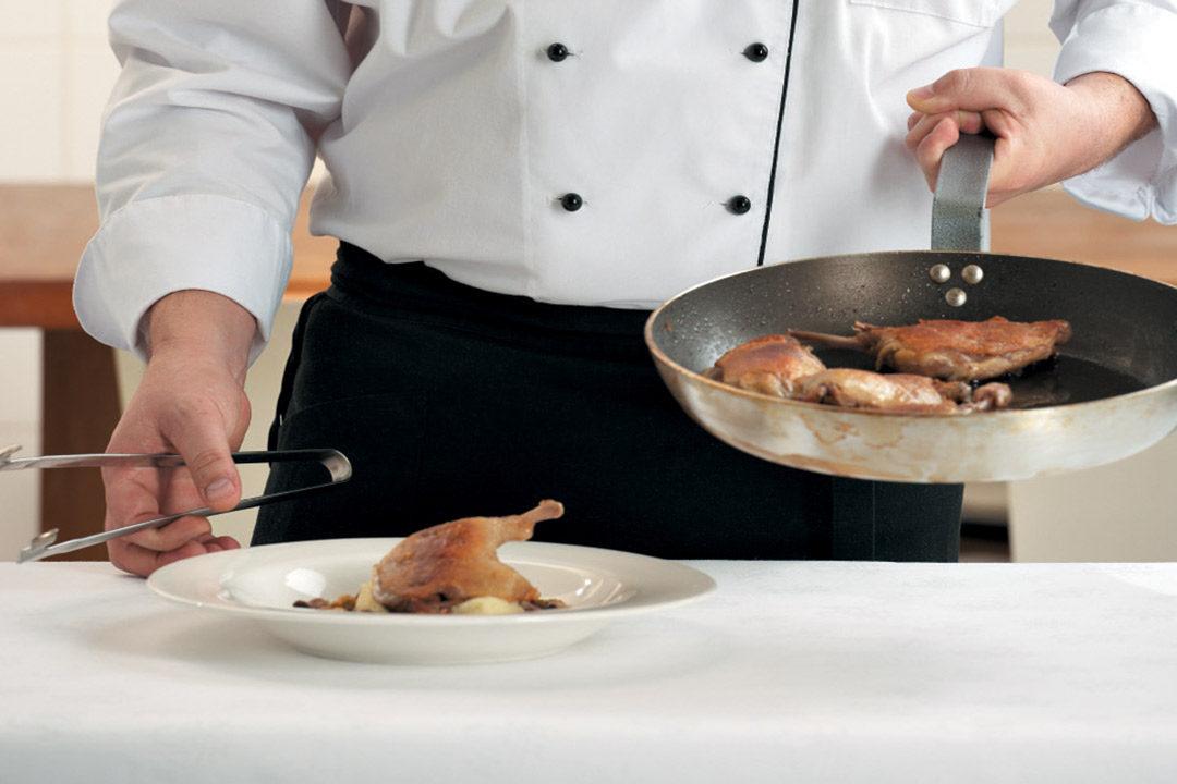 Duck confit with bean cassoulet recipe
