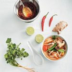 Homemade tom yum paste