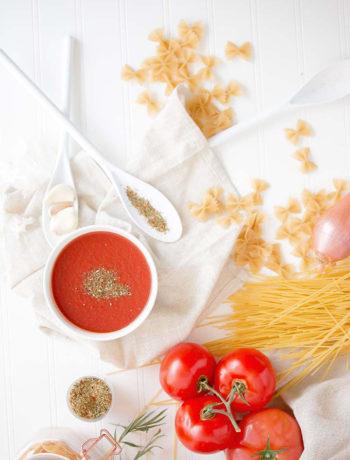 A good basic tomato sauce