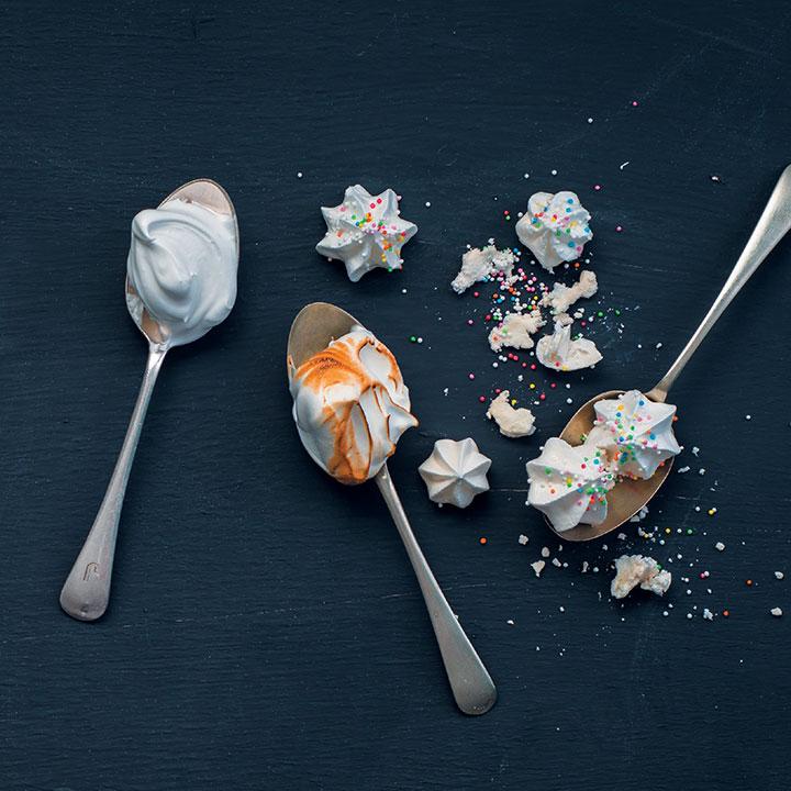 Types of meringue recipes