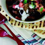 Aromatic Durban lamb and lentil curry