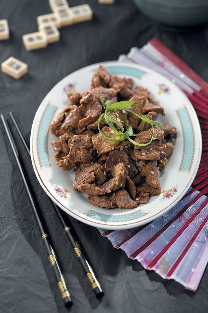 Vietnamese fillet of beef recipe