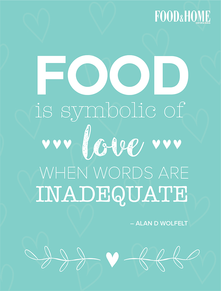 the best collection of food quotes and sayings