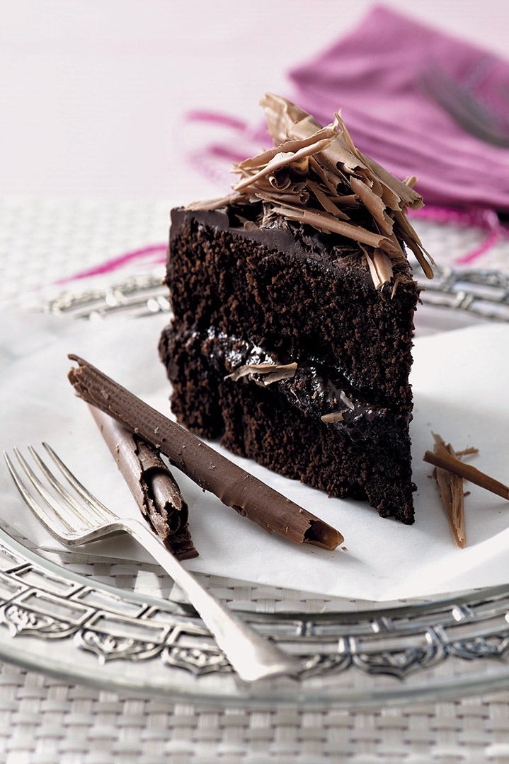 Recipe For Chocolate Truffle Cake With Egg