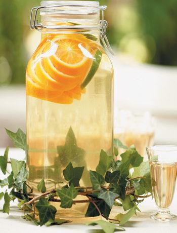 Fortified orange wine recipe