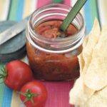 Indian tomato chutney