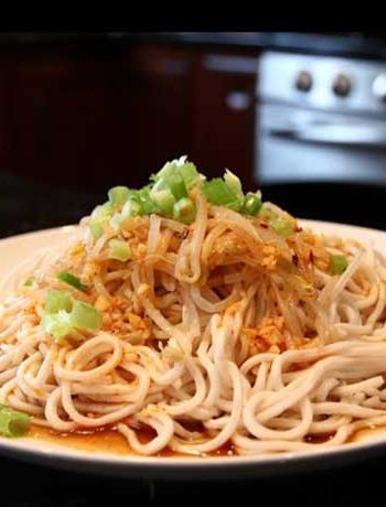Chinese food to try before you die Sichuan-cold-noodles