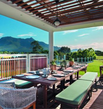 Monets at Fancourt Estate George