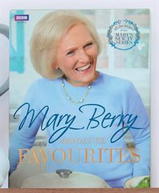 Absolute Favourites by Mary Berry