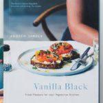 Vanilla Black by Andrew Dargue (Saltyard books, R540)