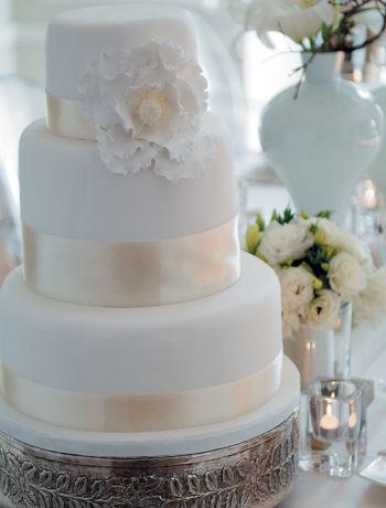 Classic wedding cake recipe