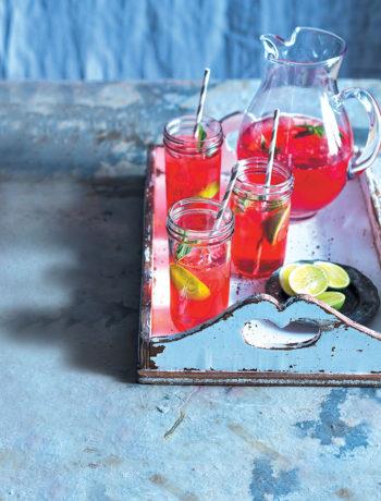 Cranberry iced tea recipe