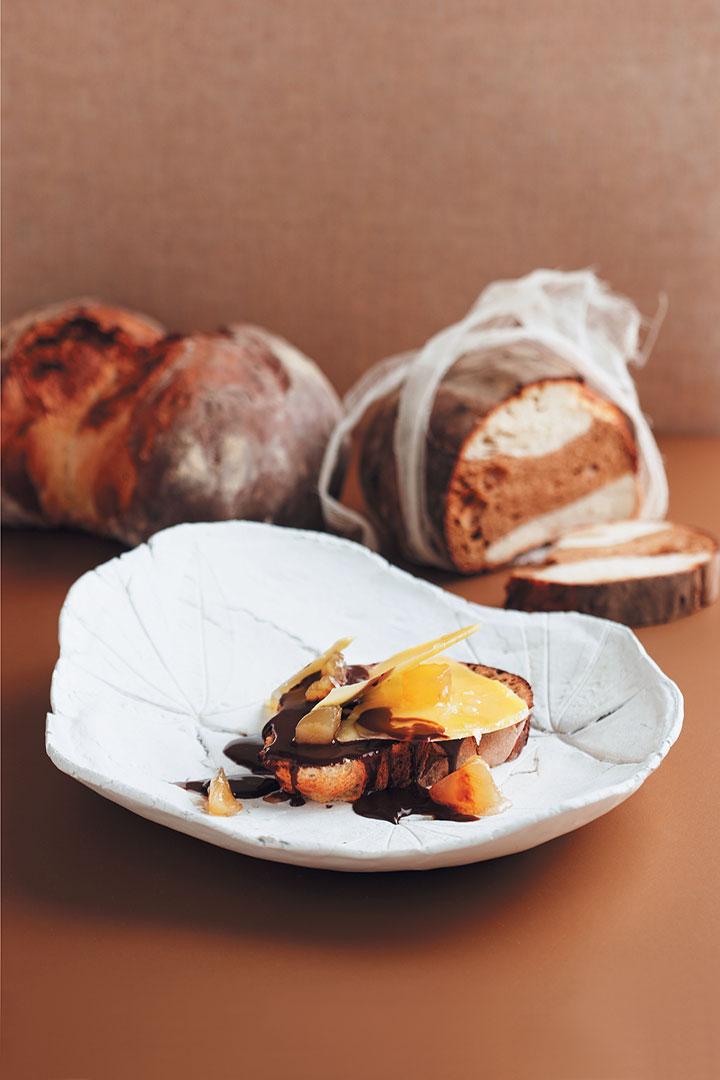 Liquorice bread recipe
