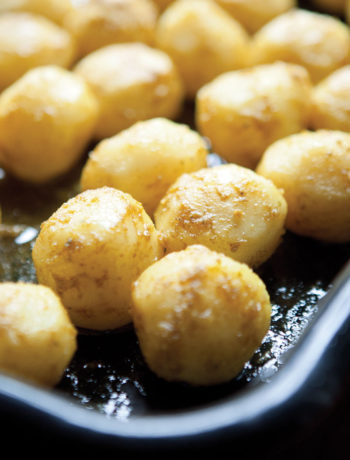 Mini roast potatoes with cumin recipe