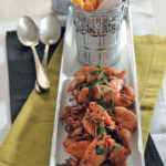 Peppered calamari with sweet chilli sauce