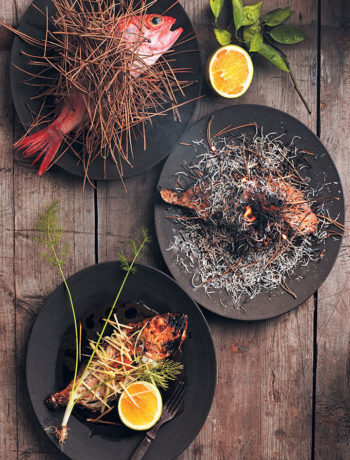 Vietnamese-style burnt fish recipe