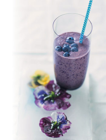 Blueberry blast recipe