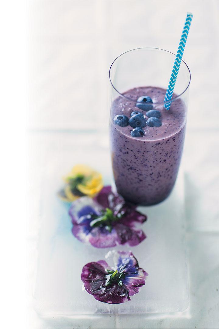 Blueberry blast recipe