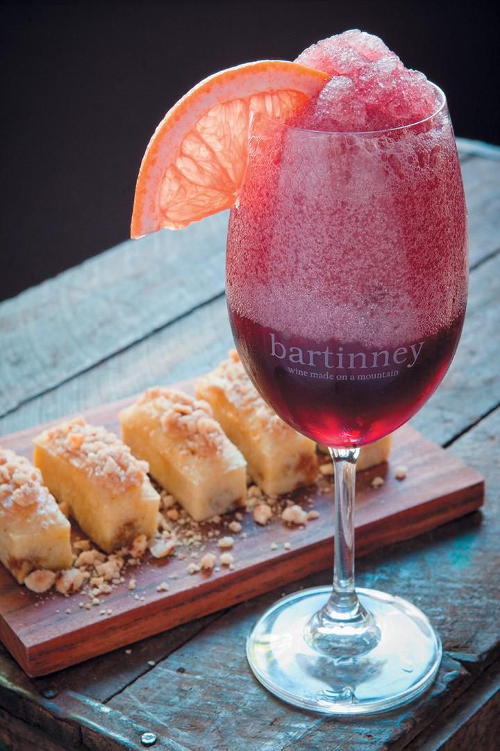 Merlot and sangria cocktail recipe