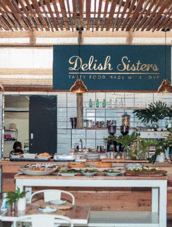 Delish Sisters restaurant