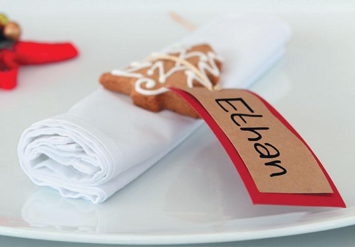 3 Festive name-setting ideas for Christmas