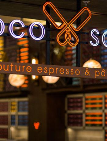 Coco Safar - Global luxury coffee, pâtisserie and café brand