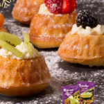 Fruit and rum babas recipe by Anchor Yeast