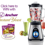 Win a Mellerware Optima Table Blender with Anchor Yeast