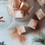 Spiced eggnog marshmallows