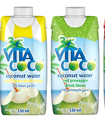 WIN a month's supply of Vita Coco